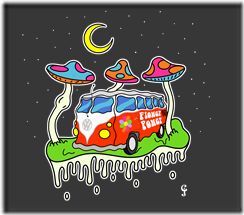 VW Bus Shirt Design Final